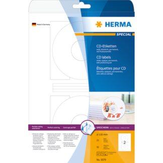 Herma etiket Special CD ø116 (50)