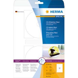 Herma etiket Special CD maxi ø116 (50)