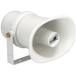 Hornhøjttaler med vægbeslag - IT-110