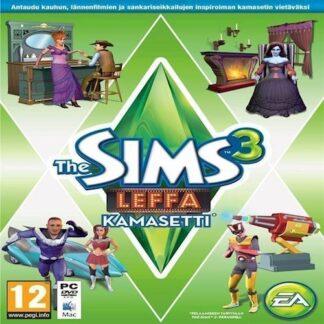 Sims 3 Leffa Kamasetti FI Movie Stuff - PC