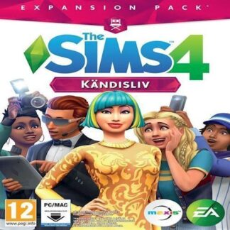 The Sims 4 Get Famous SV PCMAC - PC