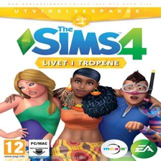 The Sims 4, Island Living, NO