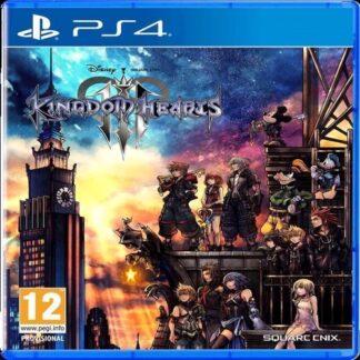 Kingdom Hearts III 3 - Xbox One