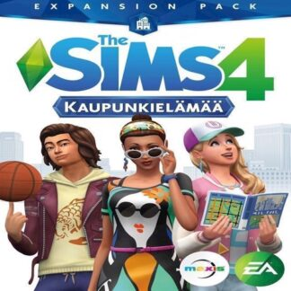 The Sims 4 City Living FI - PC