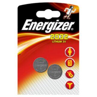 Energizer Lithium CR2032 (2)