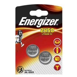 Energizer Lithium S CR2450 (2)
