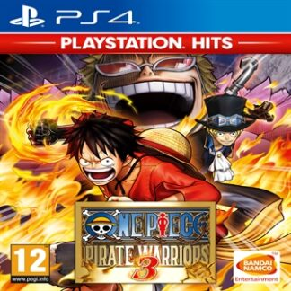 One piece pirate warriors 3, PS4