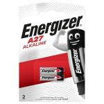 Alkaline Batteri 27A 12 V 2-Bobler