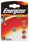Lithium Knapcelle Batteri Cr1220 3 V 1-Bobler