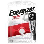 Lithium Knapcelle Batteri Cr1616 3 V 1-Bobler