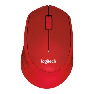 M330 Silent Plus Wireless Mouse, Black - LOG910004909