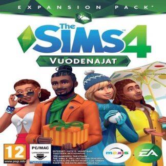 The Sims 4 Seasons Vuodenajat Fin - Pc