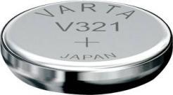Varta Batteri V321 Sr65 1,55v 13mah