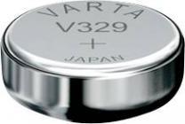 Varta Batteri V329 1,55v 36mah
