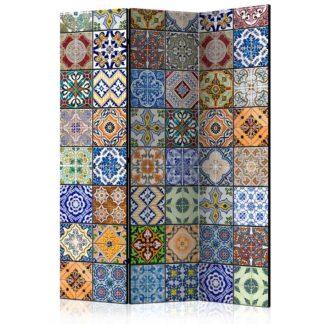 ARTGEIST Colorful Mosaic rumdeler - multifarvet print (172x135)