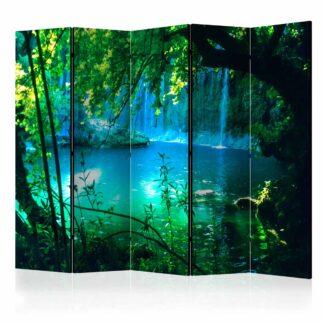 ARTGEIST Kursunlu Waterfalls II rumdeler - multifarvet print (172x225)