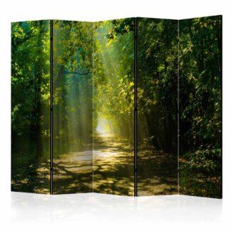 ARTGEIST Road in Sunlight II rumdeler - multifarvet print (172x225)