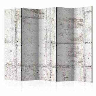 ARTGEIST Urban Bunker II rumdeler - grå/hvid print (172x225)