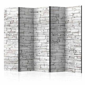 ARTGEIST White Spell II rumdeler - hvid/grå print (172x225)