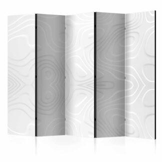 ARTGEIST White waves II rumdeler - hvid print (172x225)