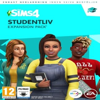 The Sims 4 (EP8) (SE) Studentliv