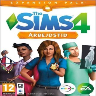 The Sims 4 Get To Work DK - PC