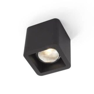 Trizo 21 Code 1 IN Spot- & Loftslampe Sort