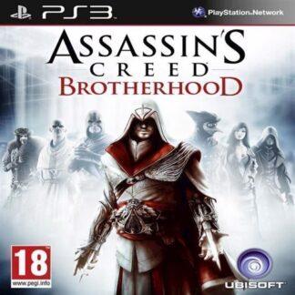 Assassins Creed Brotherhood Essentials - Ps3