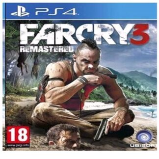 Far Cry 3 Remastered - PS4