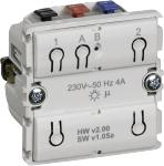LK IHC® Wireless - Fuga Allround Relæ modtager (også til CFL og LED sparepærer), 1 modul, uden afdækning
