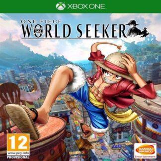 One Piece World Seeker, Xbox One