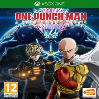 One Punch Man: A Hero Nobody Knows, Xbox One