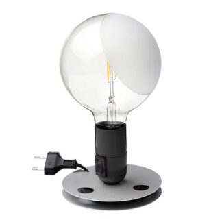 Flos Lampadina Bordlampe Sort