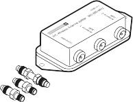 Lk Ihc® Control Antenne Splitter, 820b0011