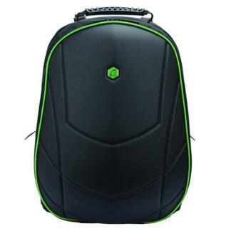 17'' BestLife Gaming Backpack Assailant, Black/Green