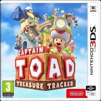 Captain Toad Treasure Tracker - Nintendo 3Ds