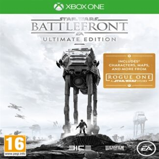 Star Wars: Battlefront (Bundle Edition) (FR) - Xbox One