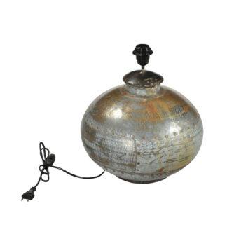 SJÄLSÖ NORDIC rund bordlampe - jern (Ø36)
