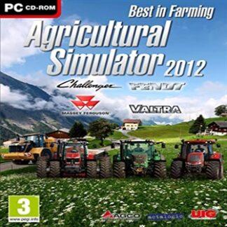 Agricultural Simulator 2012 - Pc