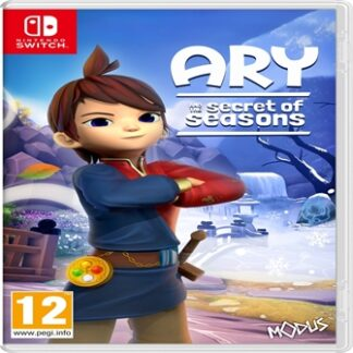 Ary and the Secret of Seasons- PS4