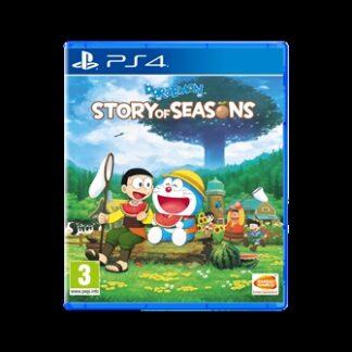 Doraemon: Story of Seasons- PS4
