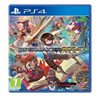 RPG Maker MV- PS4