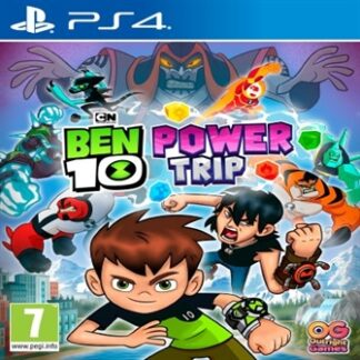 BEN 10: Power Trip - XBOX ONE
