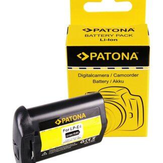 Battery f. CANON LP-E4 LPE4 CANON EOS 1D Mark III, EOS 1Ds
