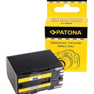 PATONA Battery f. Canon BP-925 BP-955 BP-970G BP-975 EOS C100