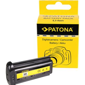 PATONA Battery f. Canon NP-E3 EOS-1D Mark II EOS-1Ds Mark II EOS-1Ds