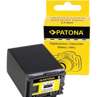 PATONA Battery for Canon HF-G30 Canon XA20 Canon XA25 Canon BP-828