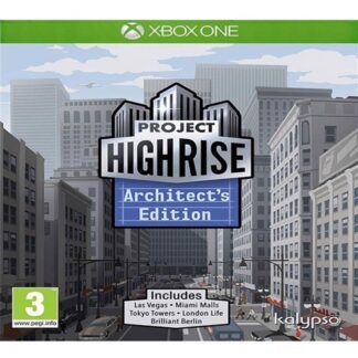 Project Highrise Architects Edition, Xbox One