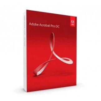 Adobe Acrobat Pro (Engelsk)