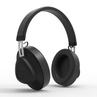 BLUEDIO TM - Turbine 57mm Driver Bluetooth 5.0 Over-Ear Høretelefoner - Sort